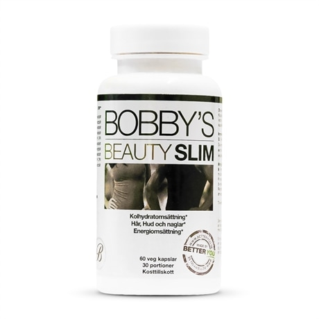 Bobbys Beauty Slim, 60 kapslar