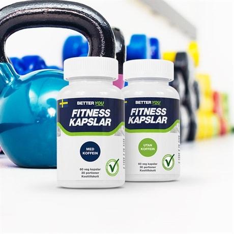 fitnesskapslar better you