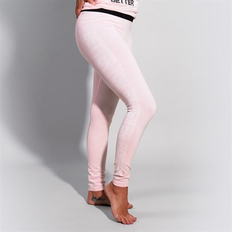 BY BB Tights Pale Pink