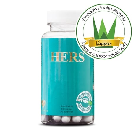 Hers by Better You - 60 kaps