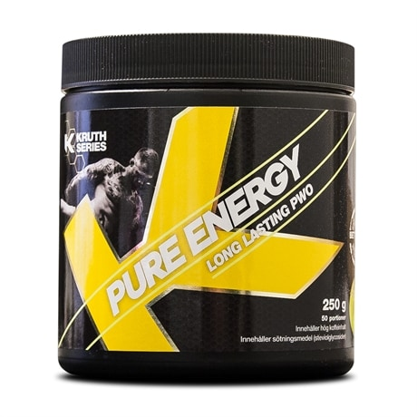 Kruth Series - Pure Energy 250 g Lemon Mint