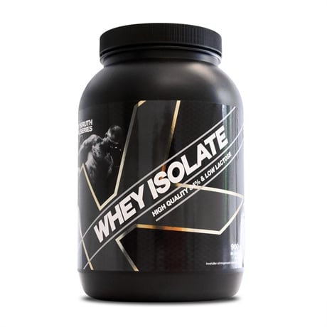 Kruth Series - Whey Isolate 900 g
