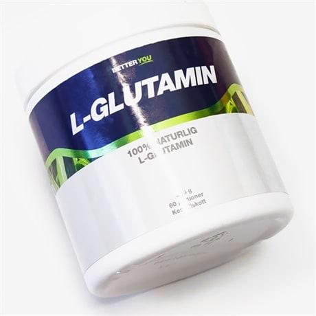 l glutamin bra för