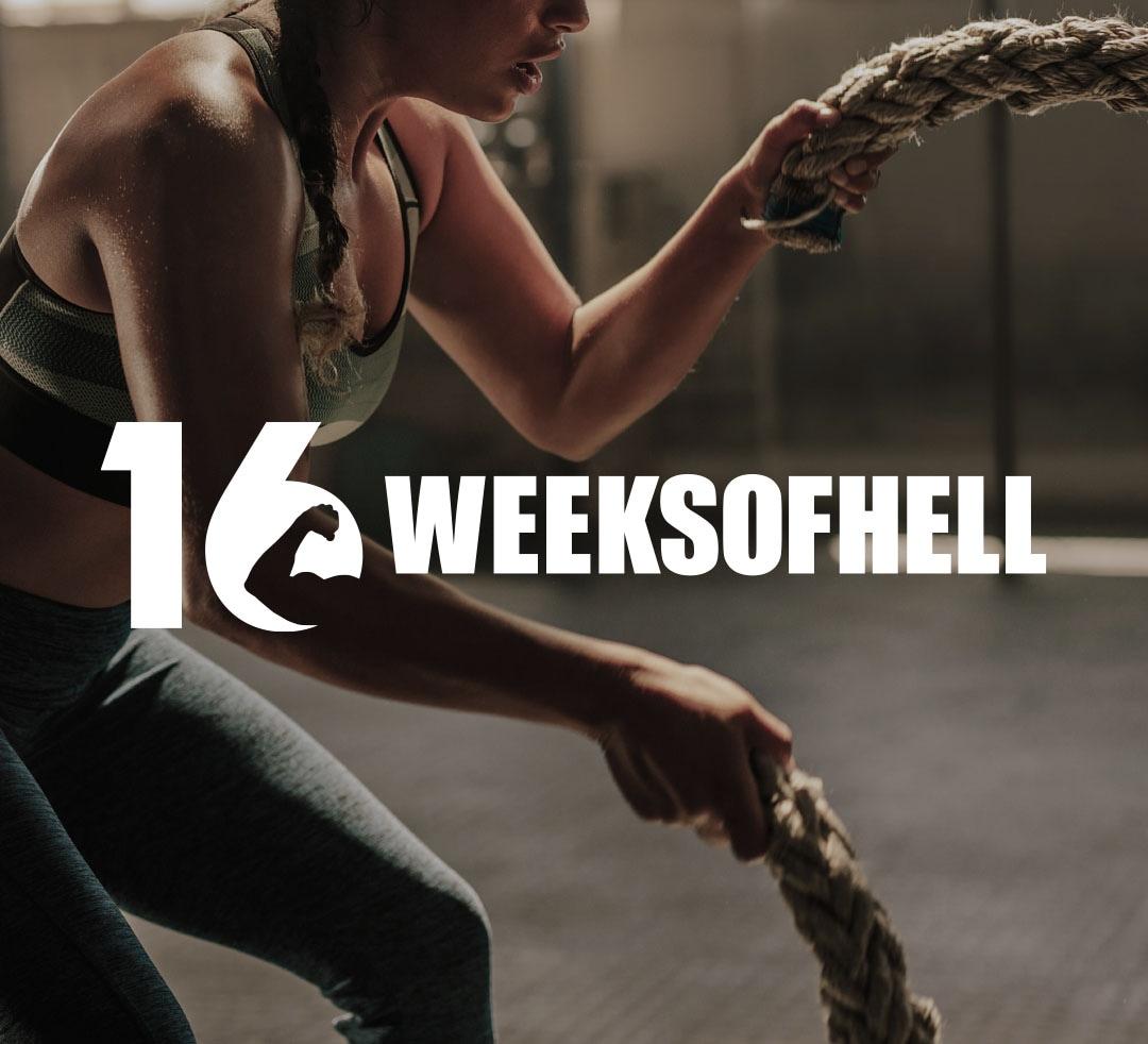 Vad är 16 weeks of hell?