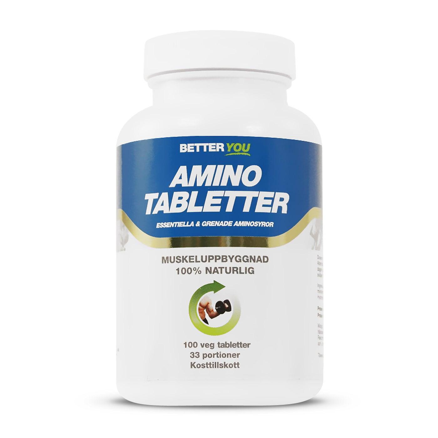 Aminotabletter