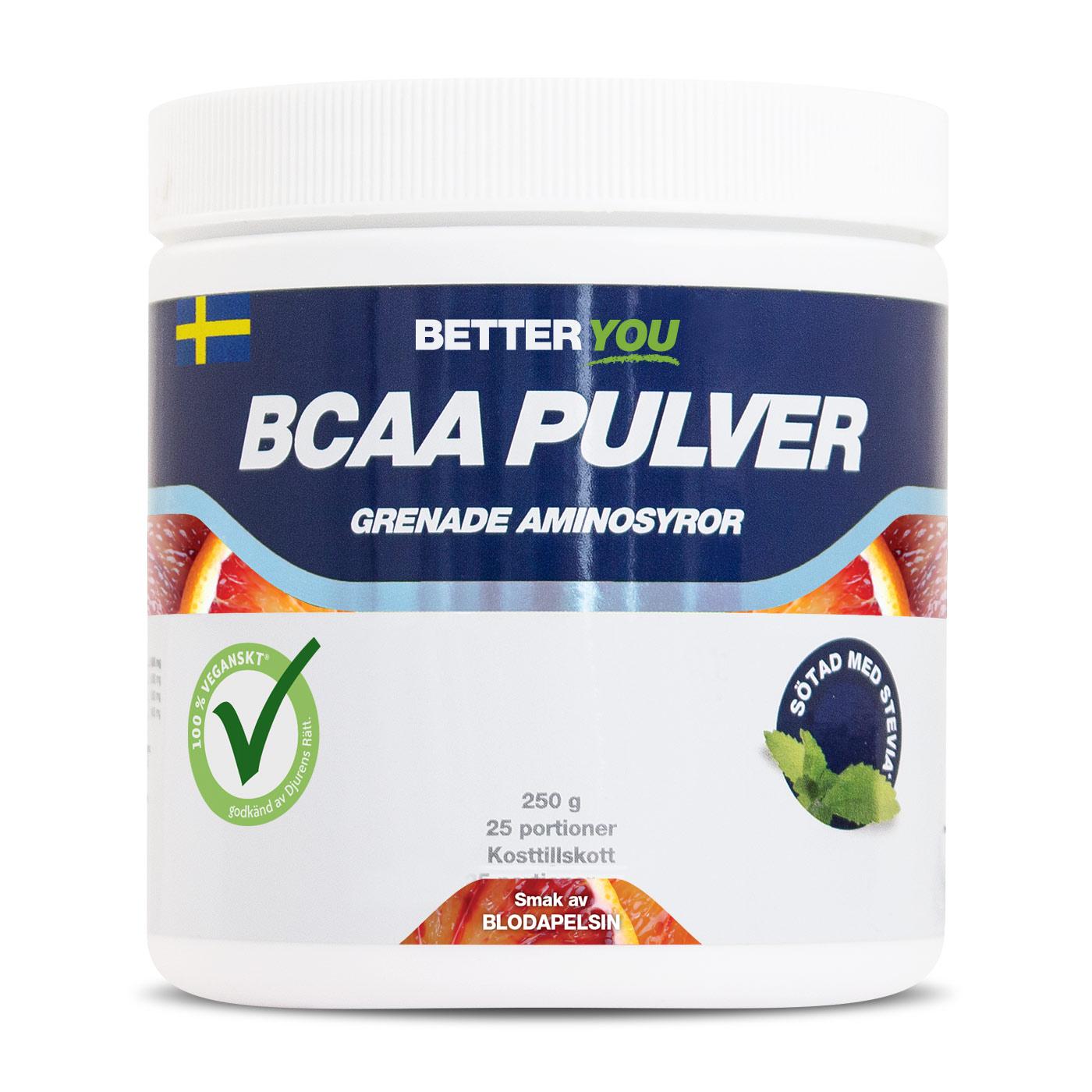 BCAA Pulver
