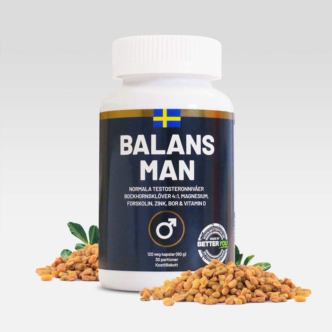 Balans Man