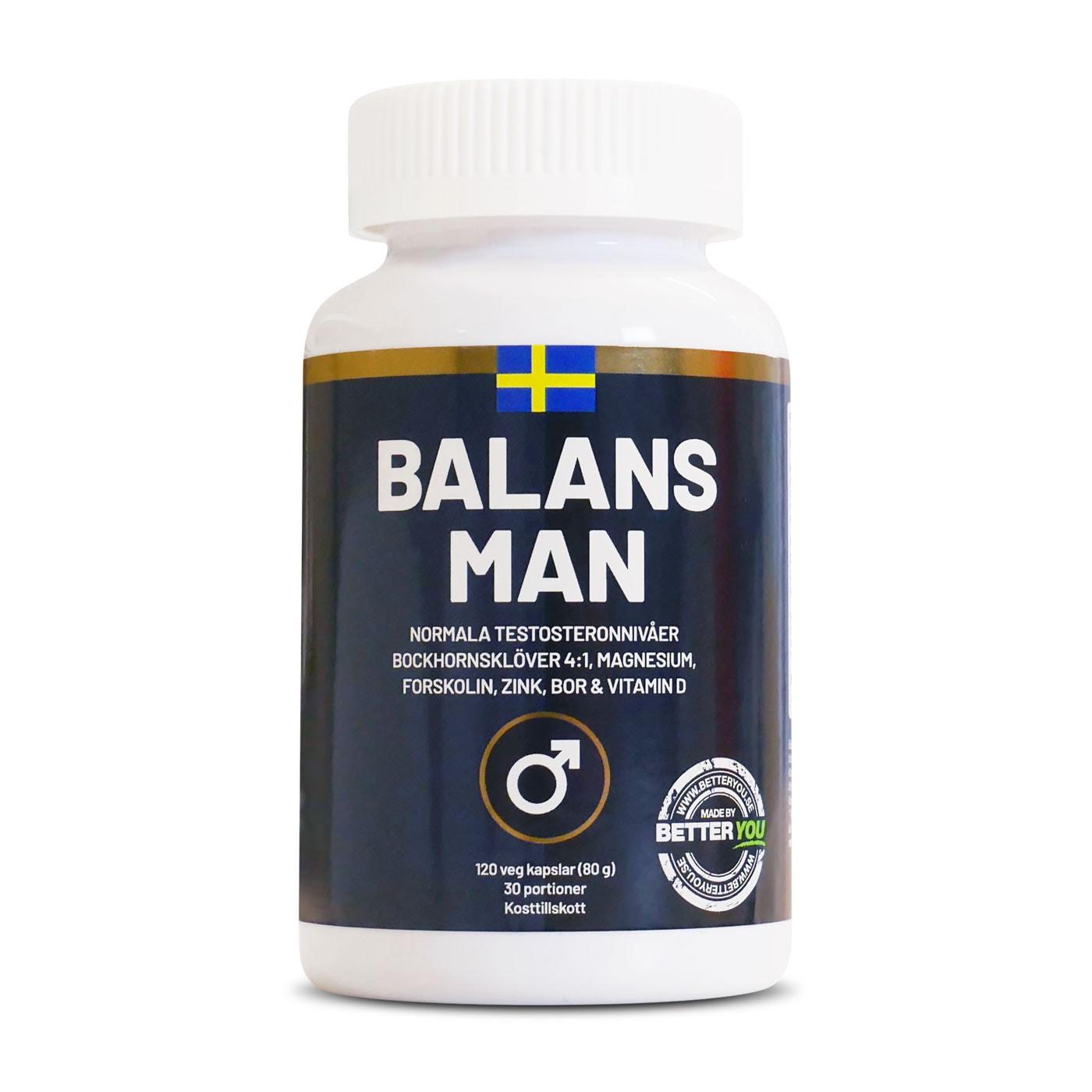 Balans Man - 120 kaps