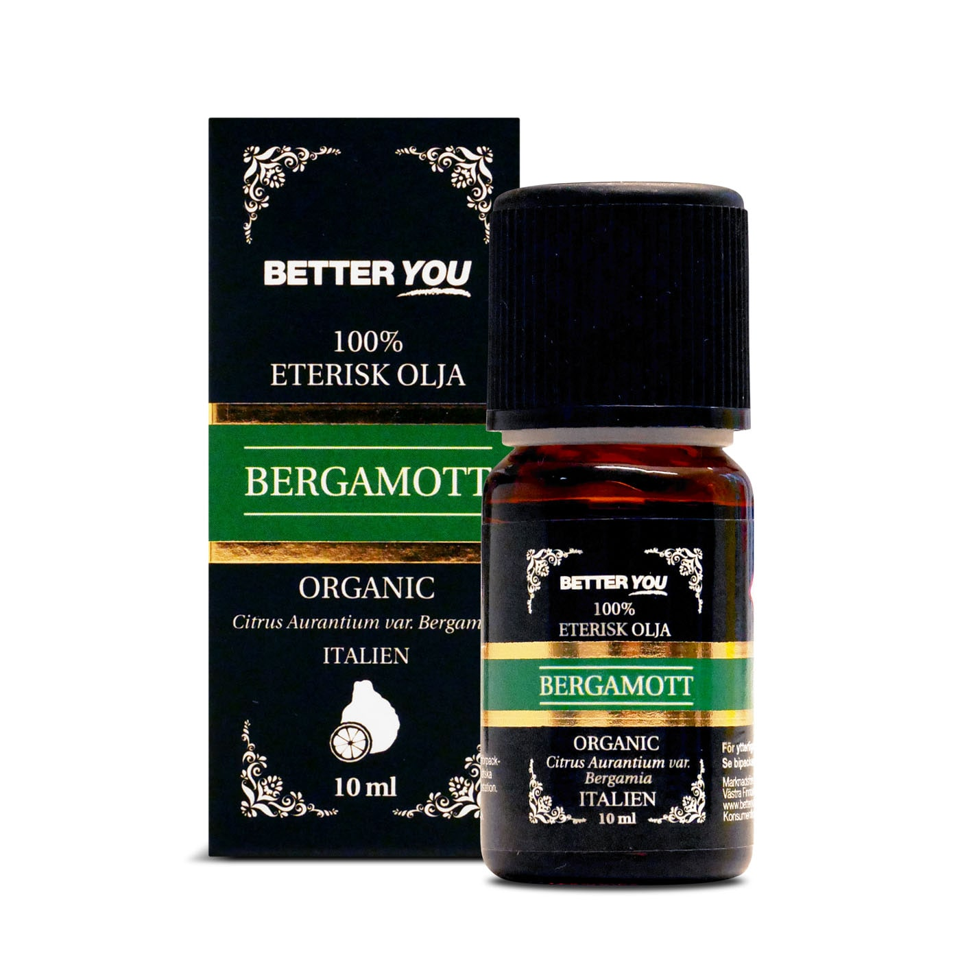 Bergamottolja EKO Eterisk - 10 ml