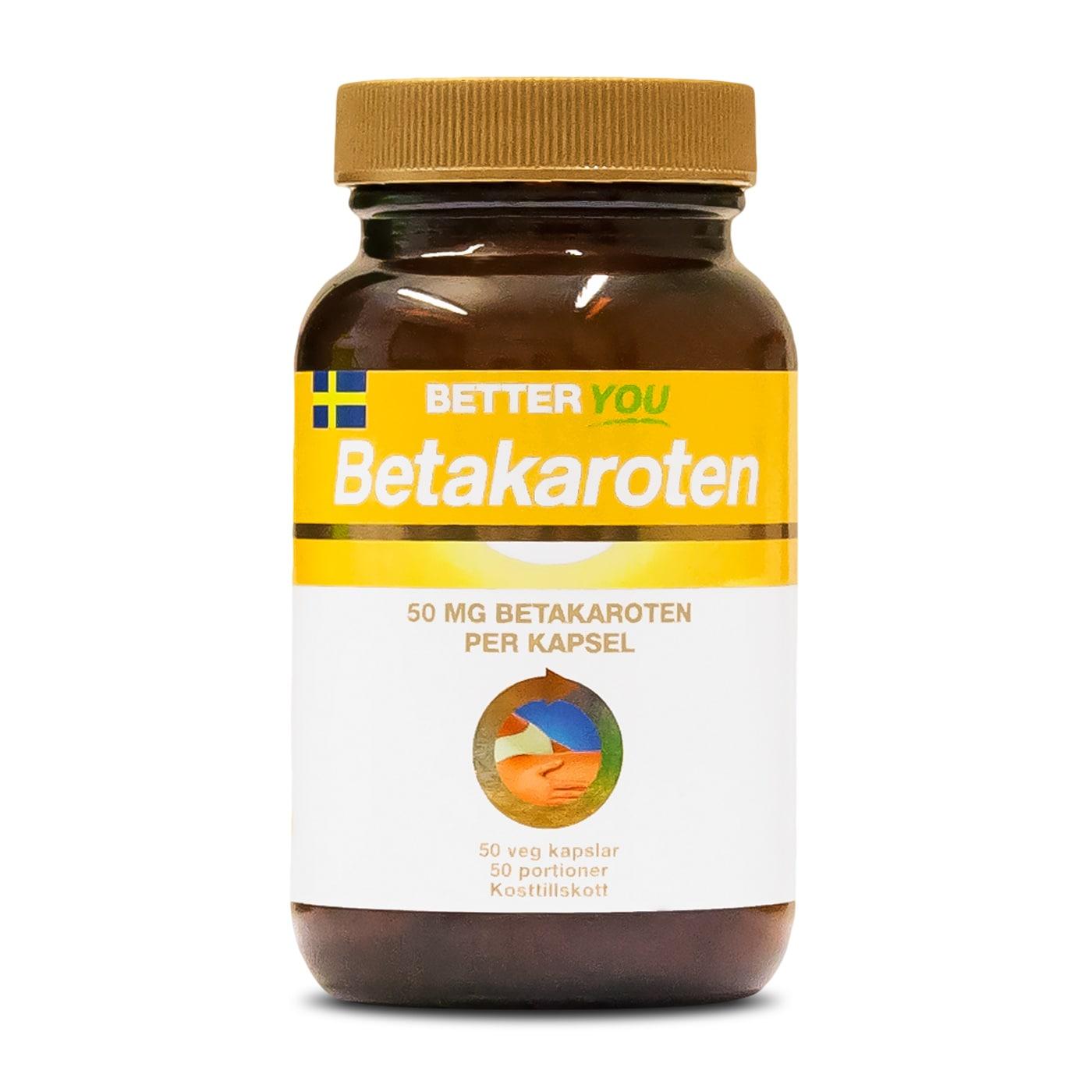 Betakaroten 50 mg