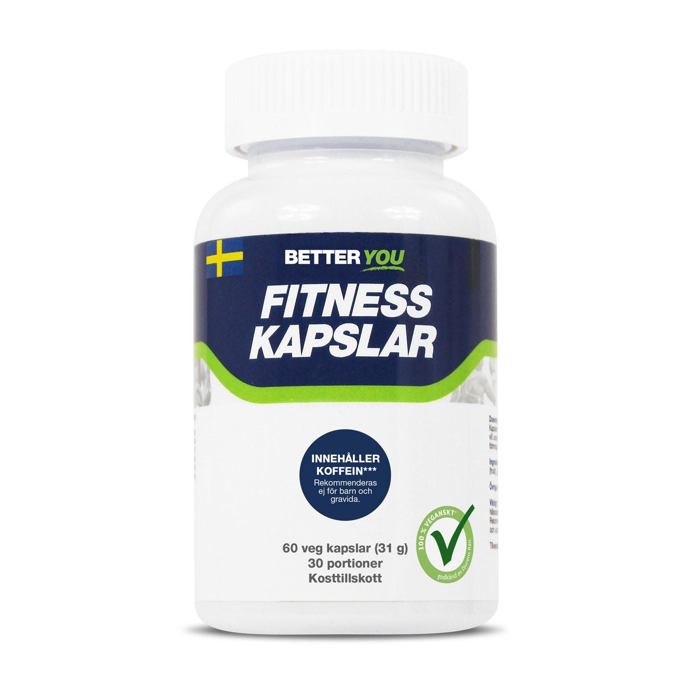 Fitness Kapslar