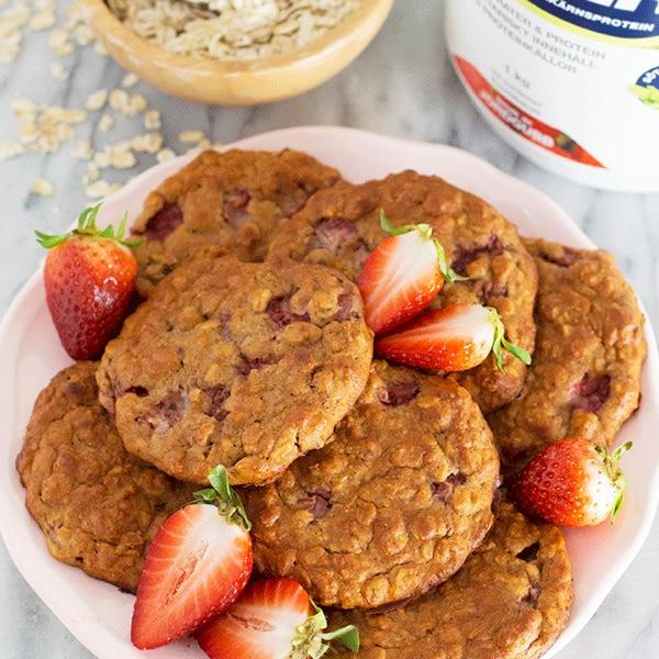 Gainer Cookies