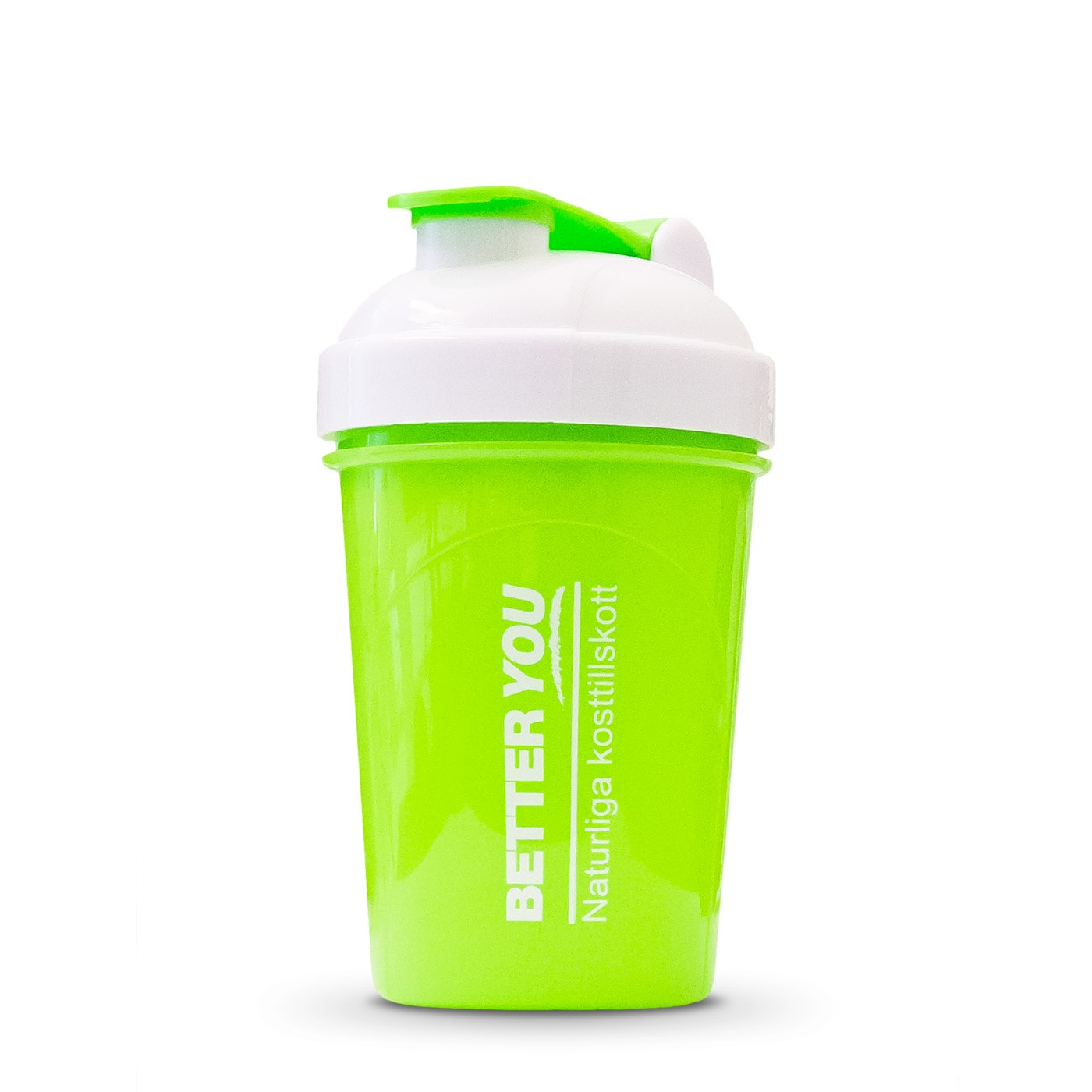 Better You Shaker 500ml - Grön