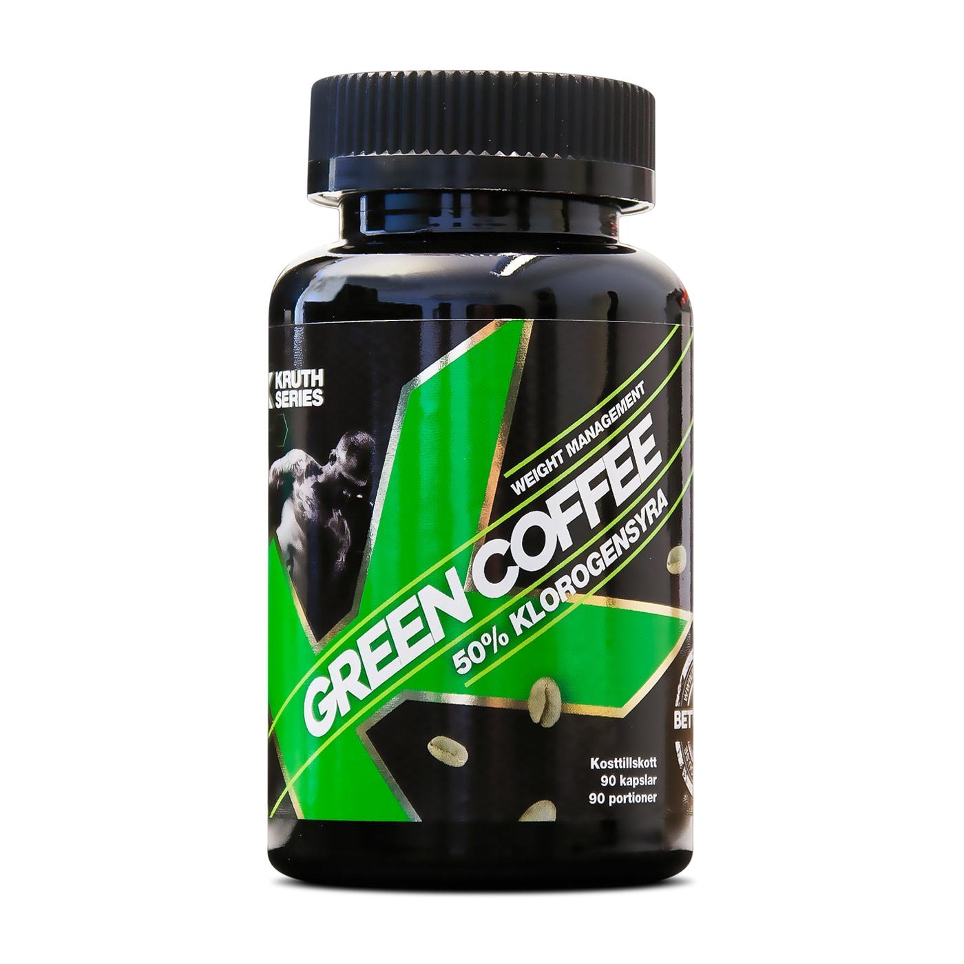Kruth Series - Green Coffee