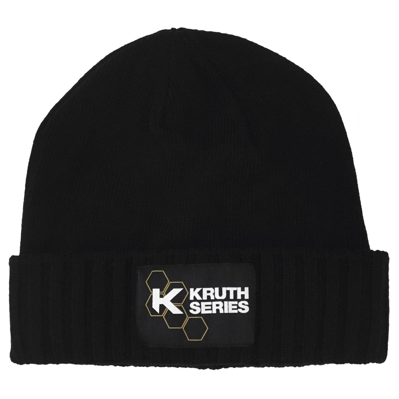 Kruth Series Mössa - Svart