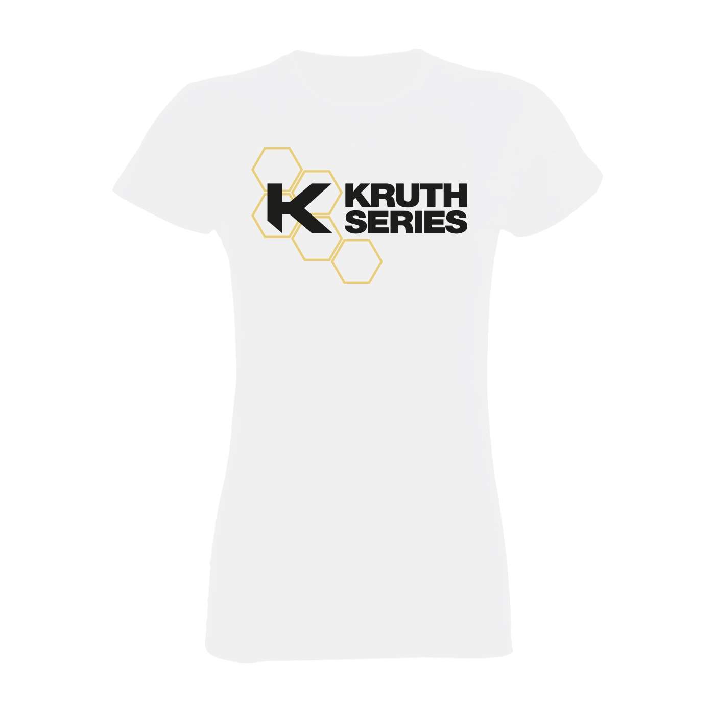 Kruth Series T-shirt Vit - Dam