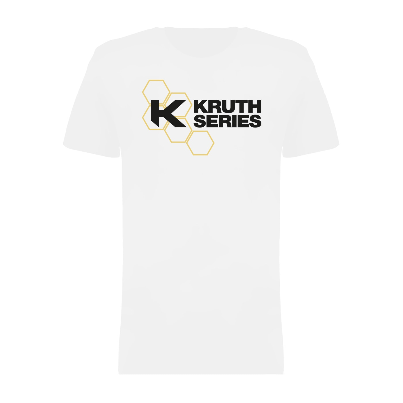 Kruth Series T-shirt Herr - Vit