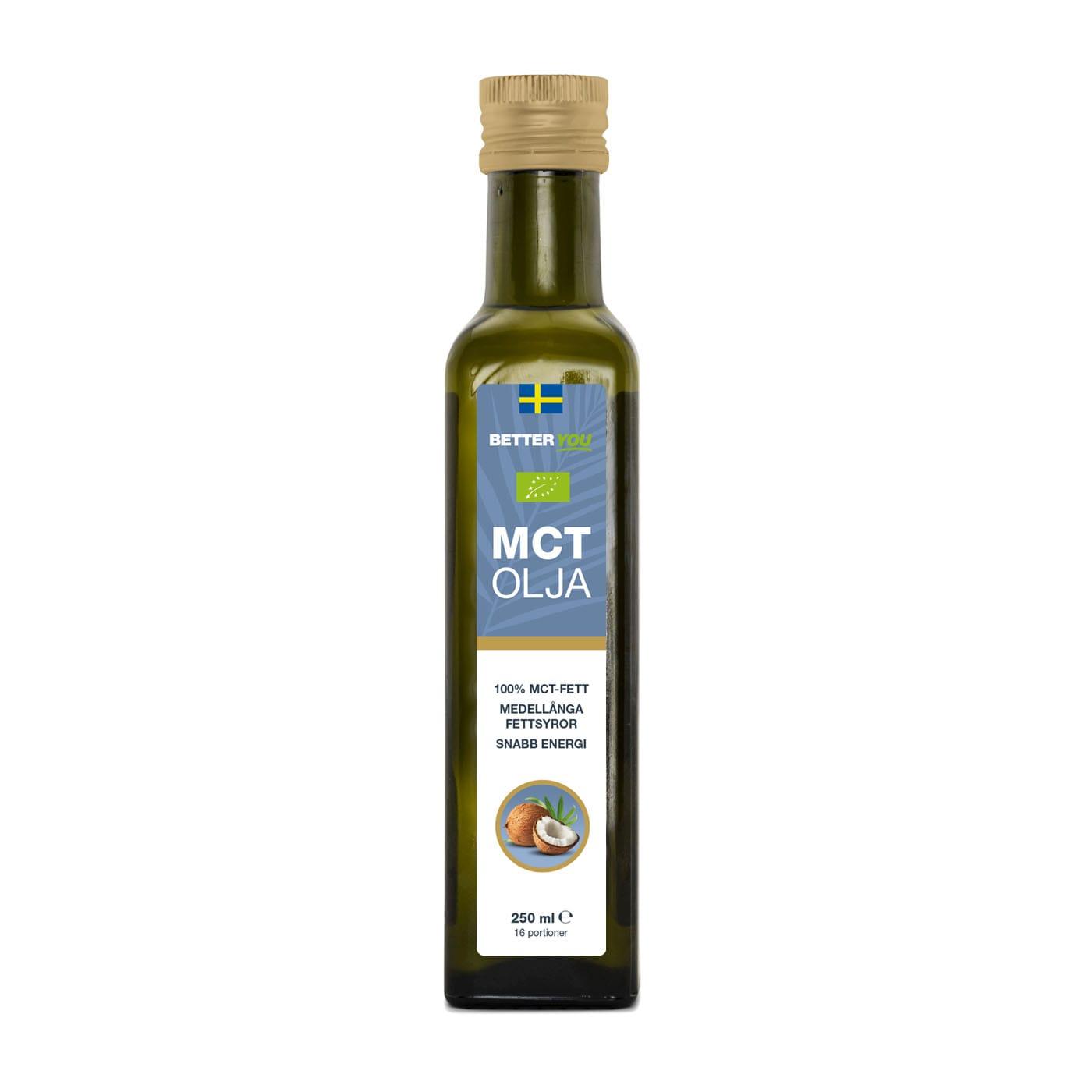 Ekologisk MCT Olja - 250 ml