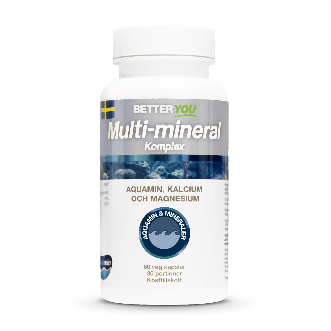 Multi-mineral Komplex