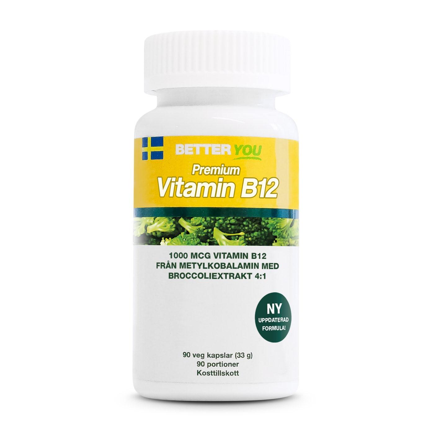 Premium Vitamin B12