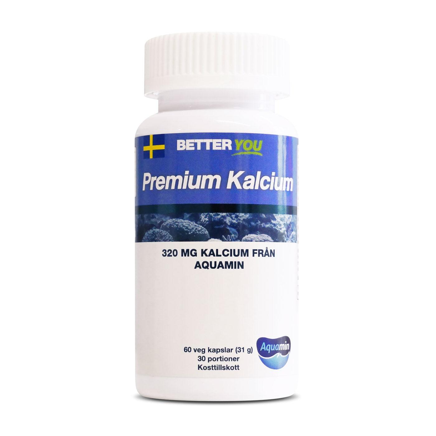 Premium Kalcium - 60 kaps