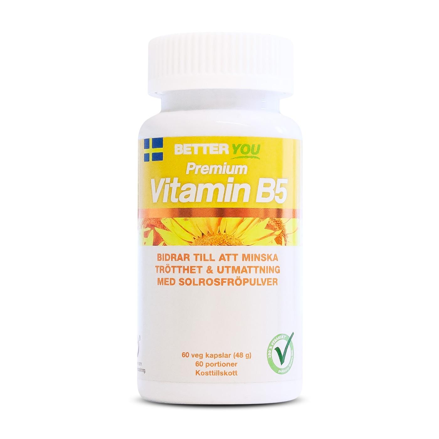 Premium Vitamin B5