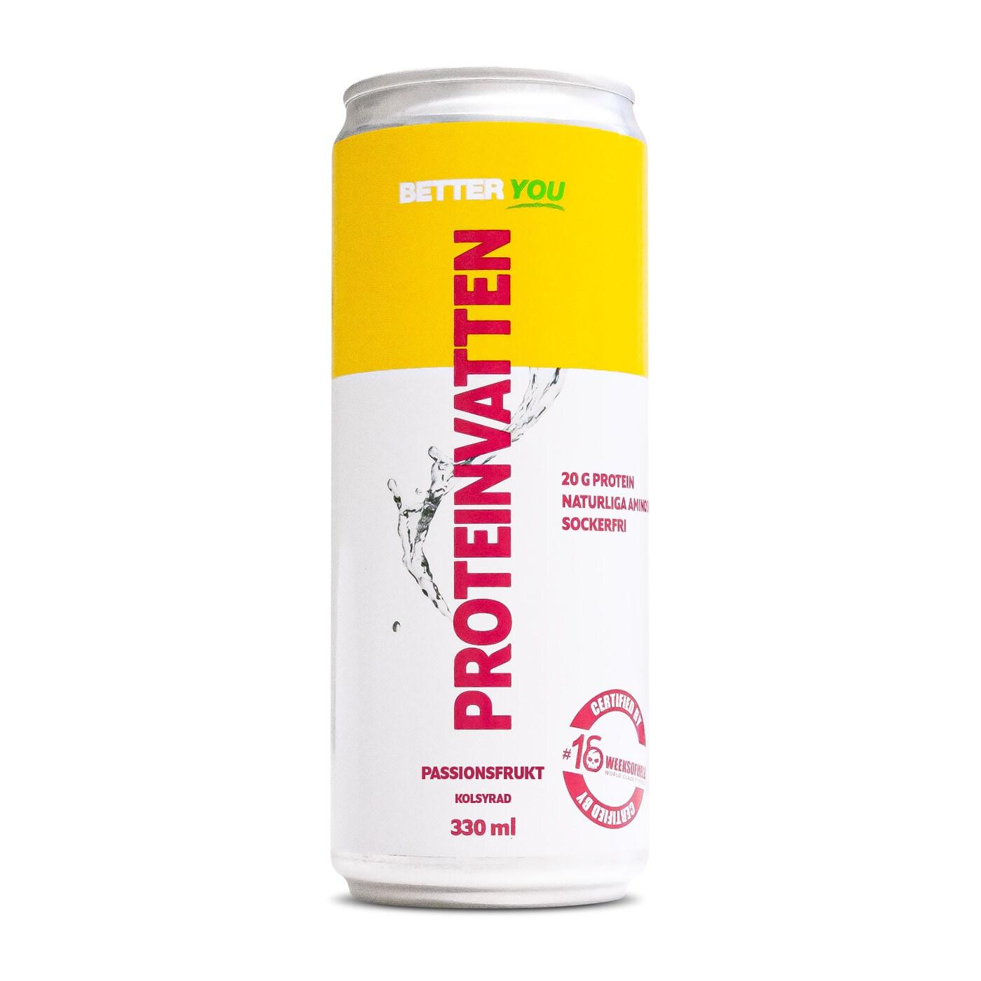 Proteinvatten - 24-pack