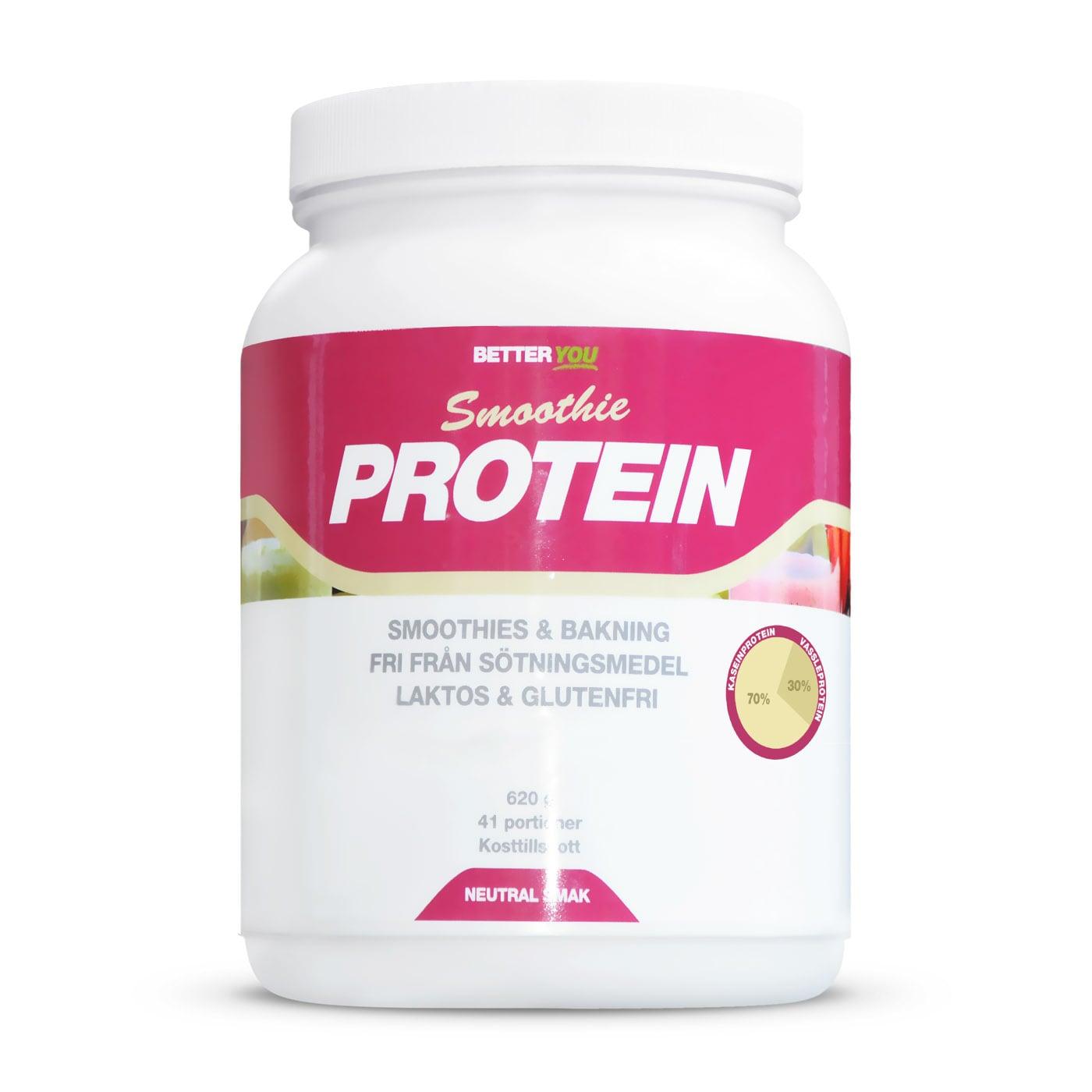 Smoothie Protein - Naturell