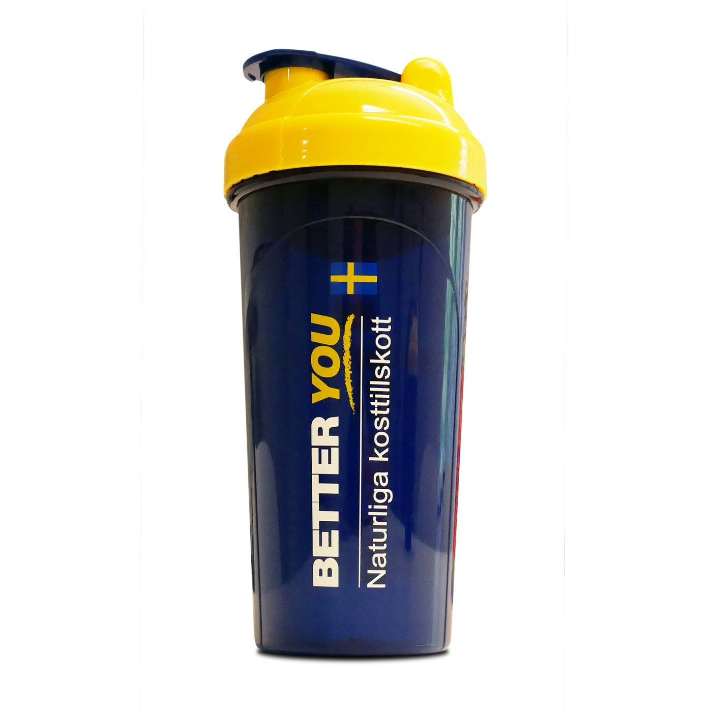 Better You Shaker 700ml - Marinblå