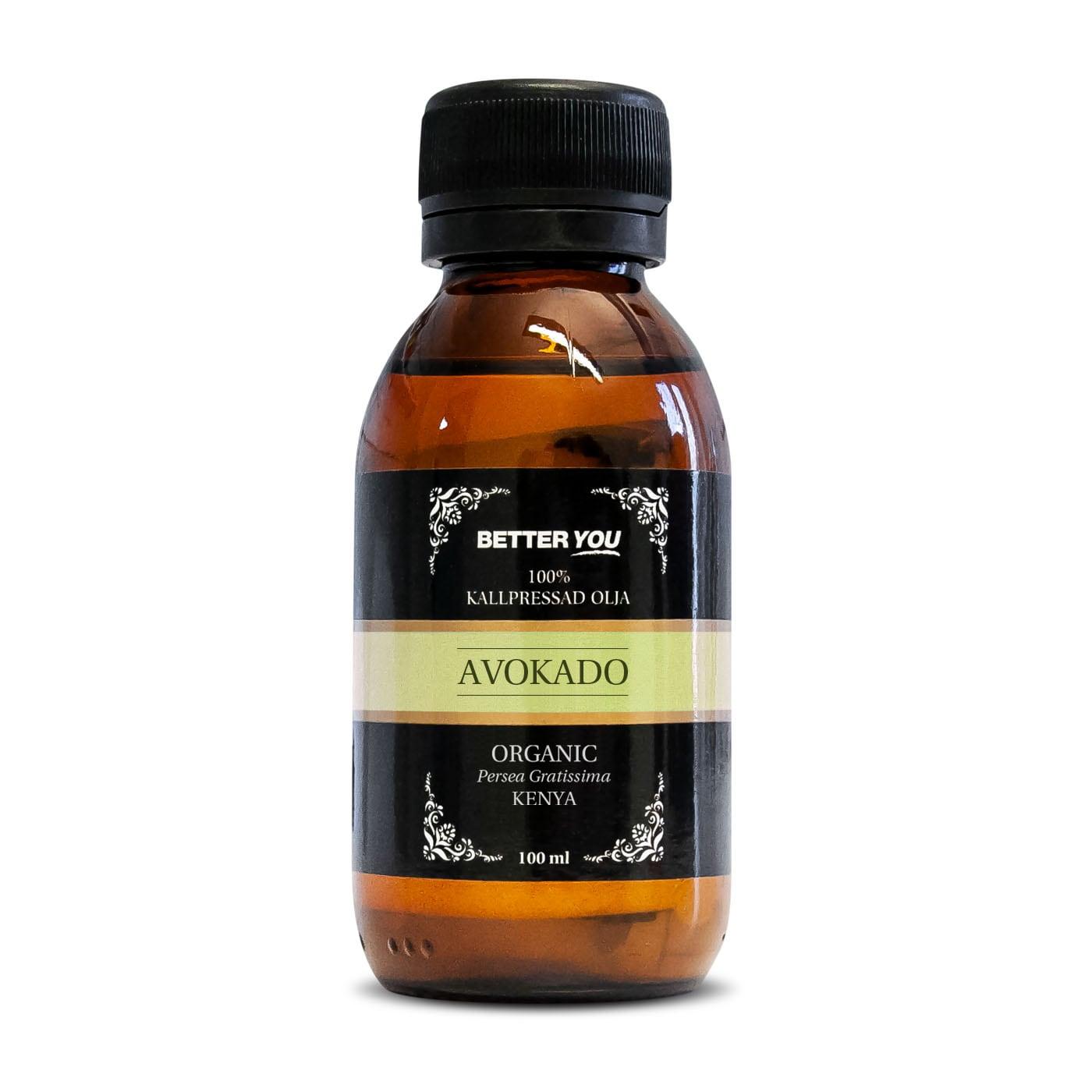 Avokadoolja EKO Kallpressad - 100 ml