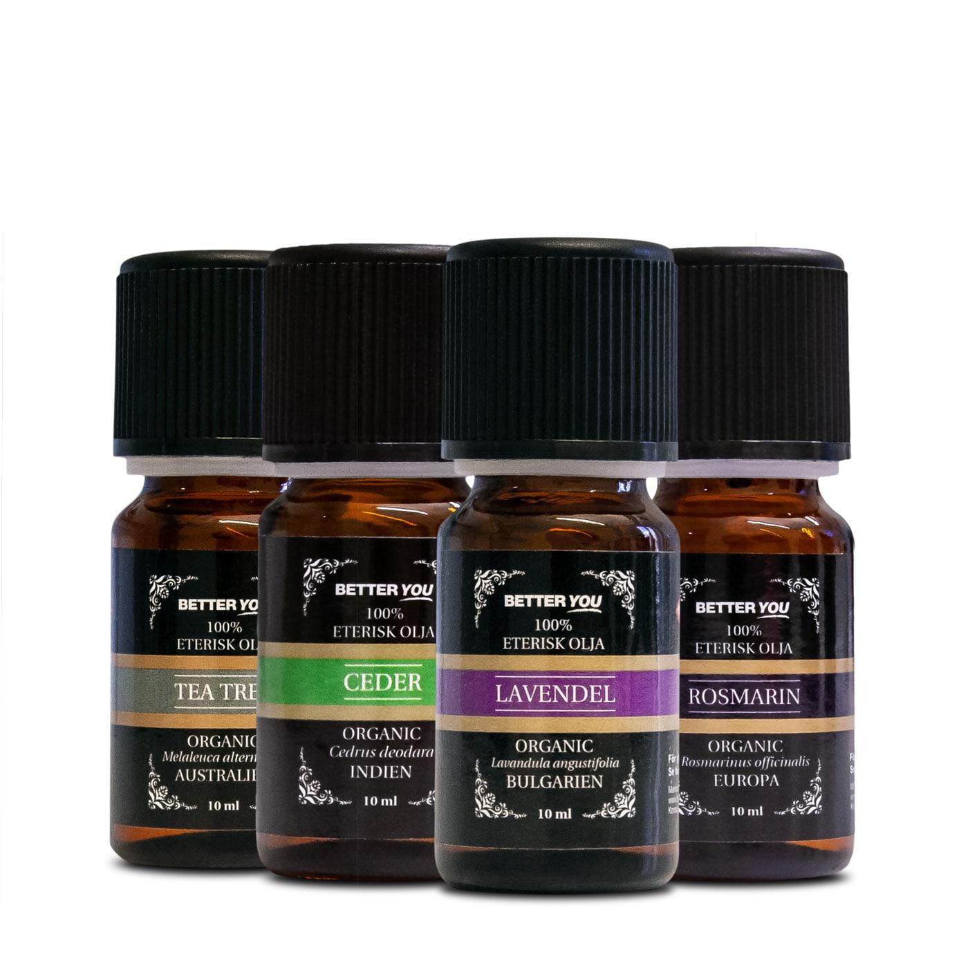 Förkylningspaket - Oljor