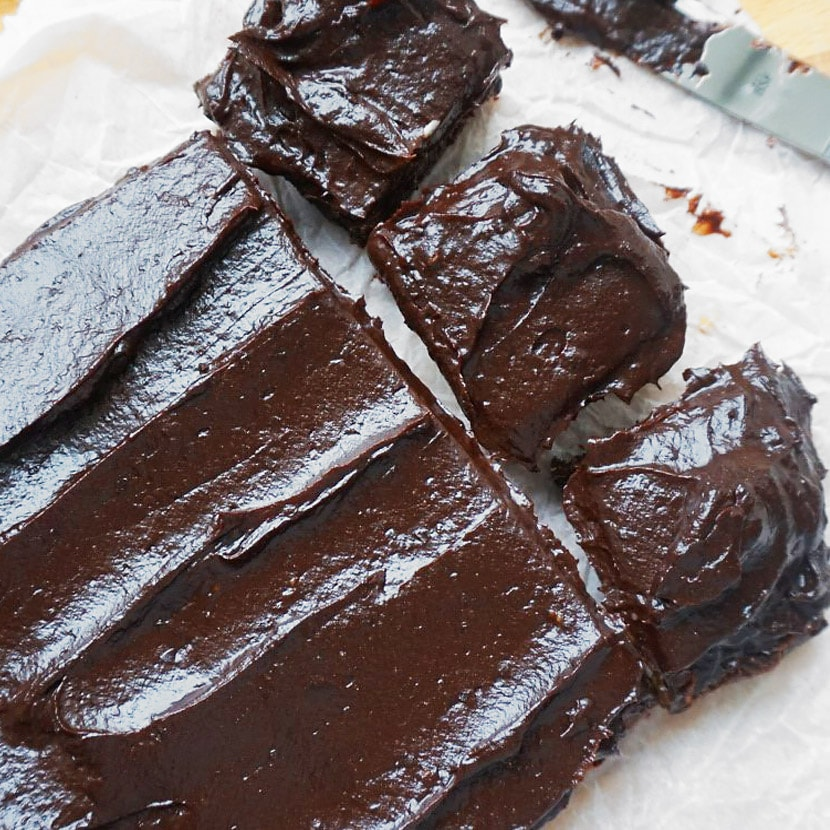Proteinrik Chokladkaka