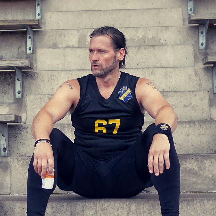 Martin Melin - Det är kul med träning