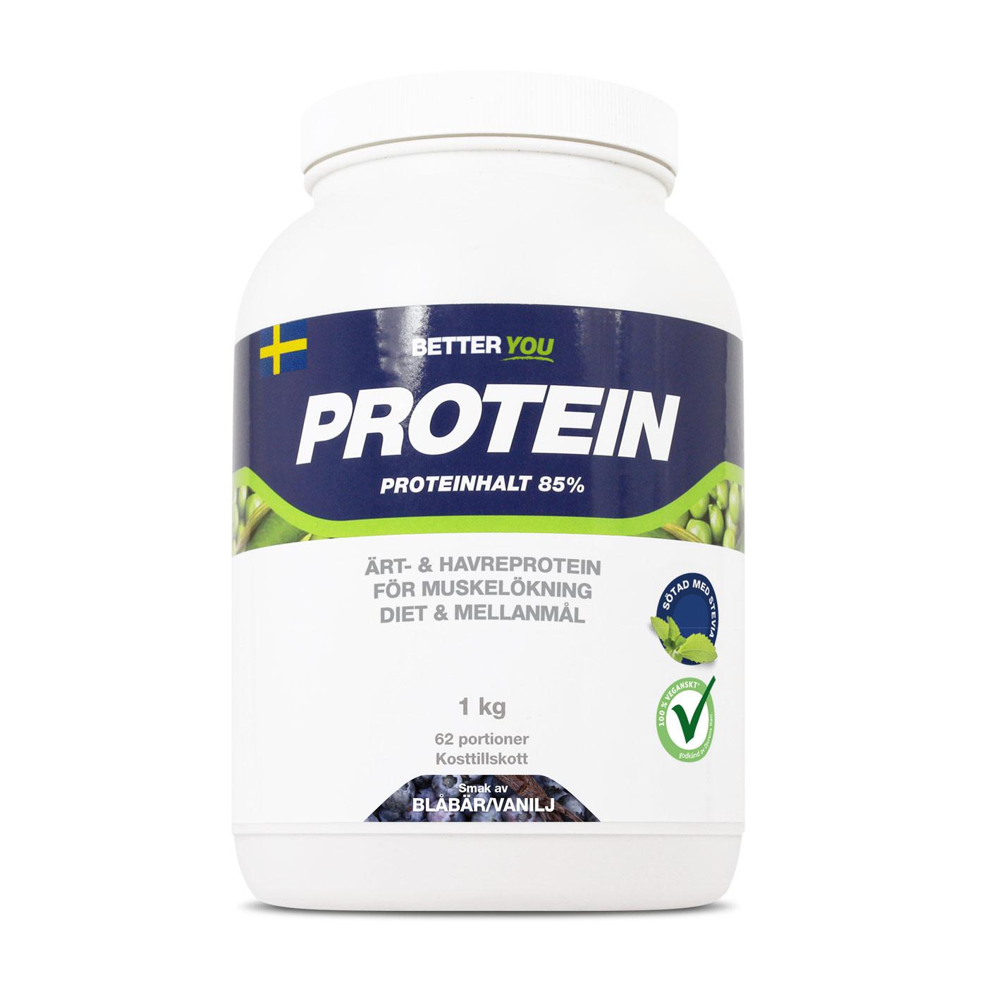 ärt och havreprotein