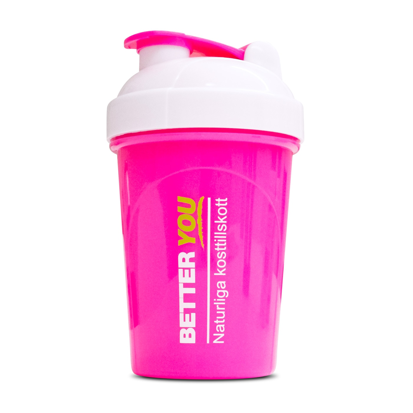 Better You Shaker 500ml - Rosa