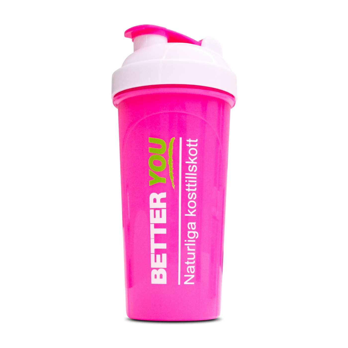 Better You Shaker 700ml - Rosa
