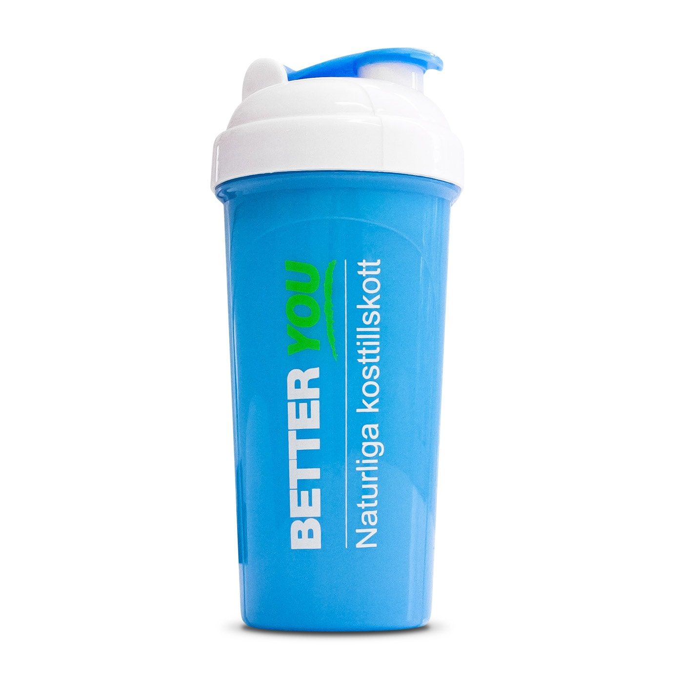Better You Shaker 700 ml - Cyan