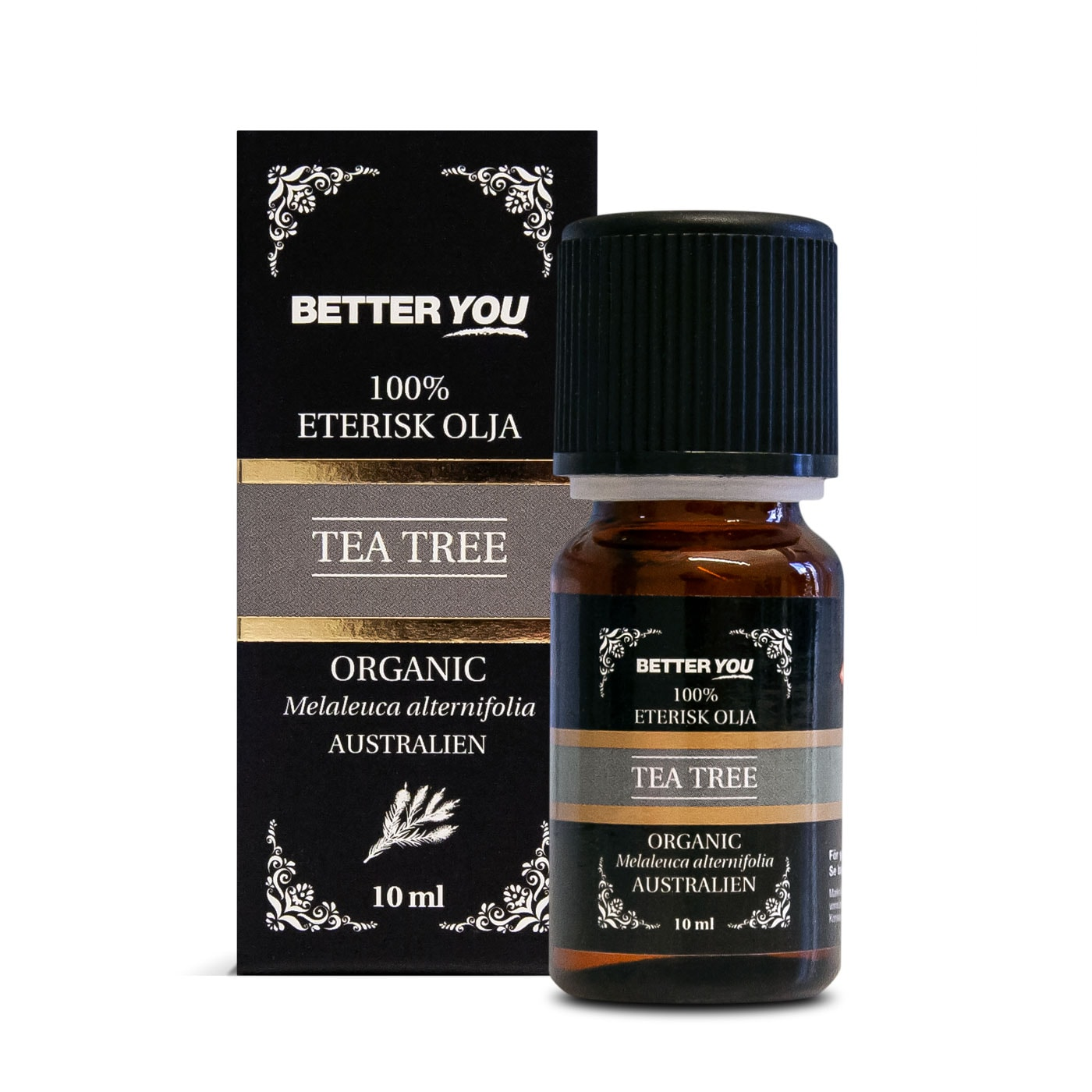 Tea Tree Olja EKO Eterisk