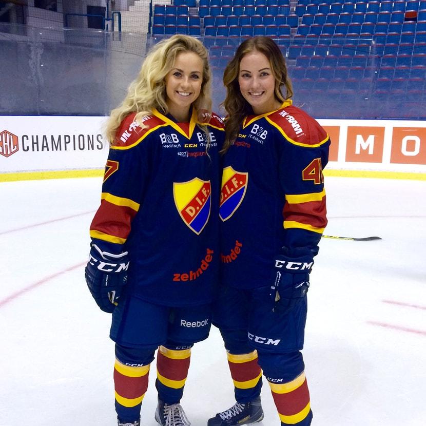 Tori & Rebecca - Rivaler på isen