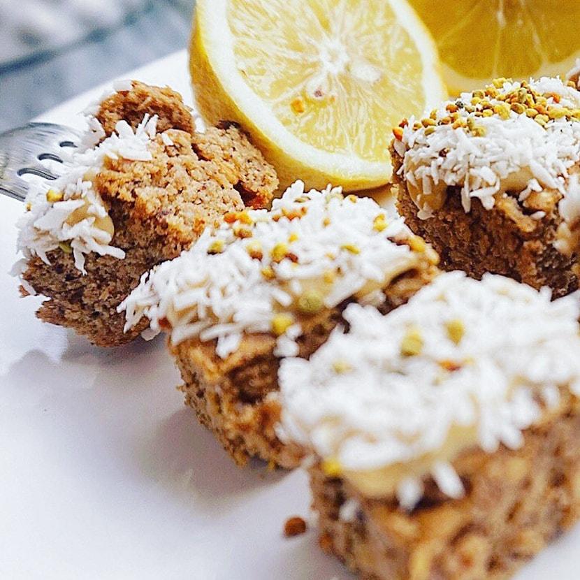 Vaniljkaka med citron